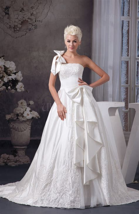 White Allure Bridal Gowns Luxury Disney Princess Expensive