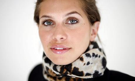 Russian Celebrity Daria Zhukova