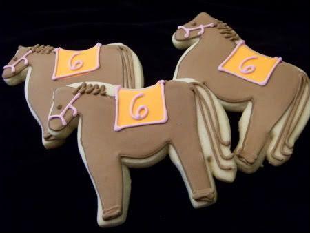 horse orange