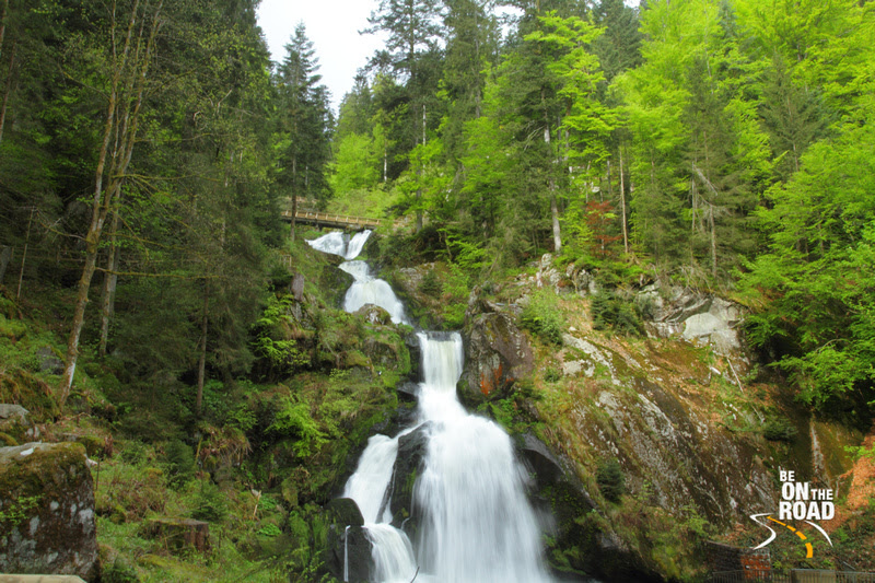 Triberger Waterfall - one of the largest in Germany