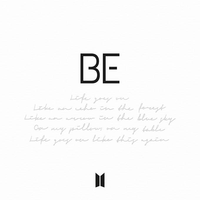 BTS - BE (Album) [iTunes Plus AAC M4A]