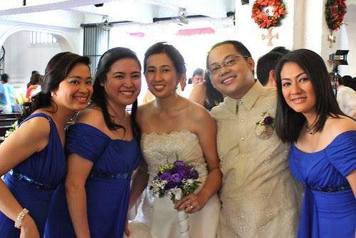 Aileen, Abbie, Charu & Jako, Tin
