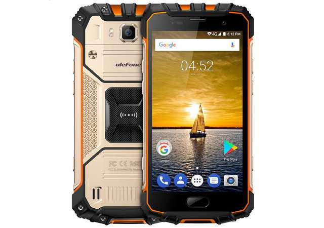 Ulefone Armor 2S Budget Rugged Smartphone with 4700mAh Battery Launched
