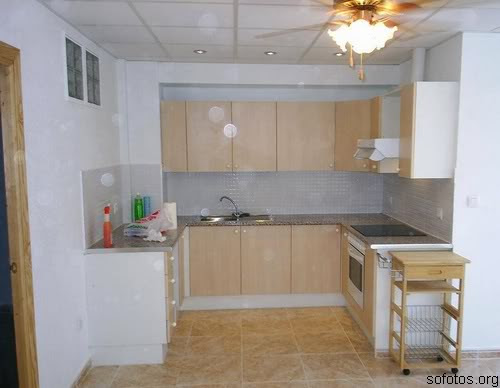 Cozinhas de apartamentos