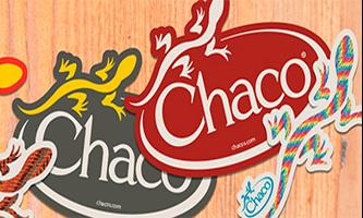 احصل على ملسقات Chaco مجانا