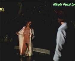 Nicole Puzzi nua no filme Ariella em 2 videos