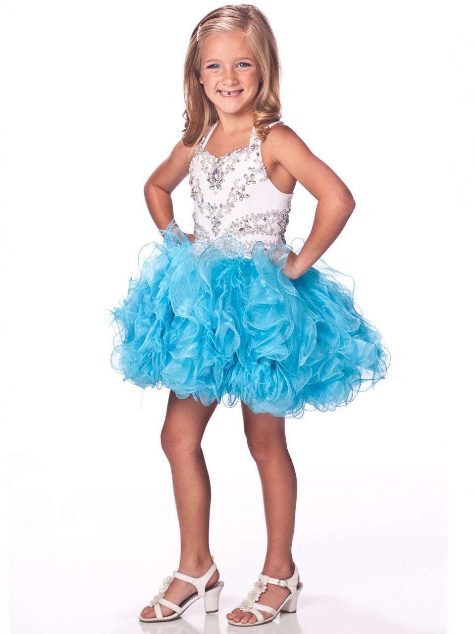 cupcake glitz girls short pageant dresses halter beading black skirt toddler kids short pageant dresses for