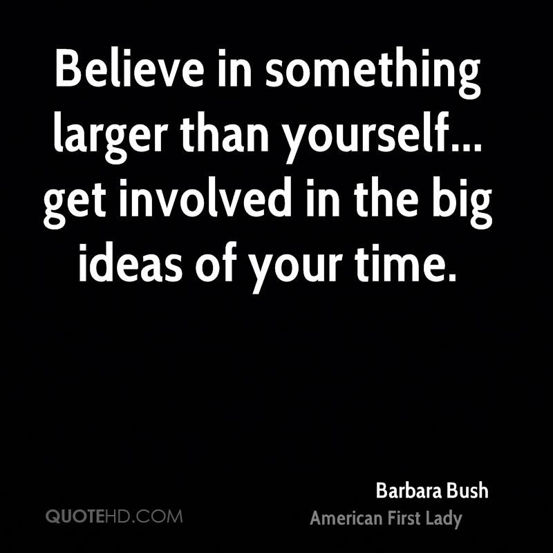 Barbara Bush Quotes Quotehd