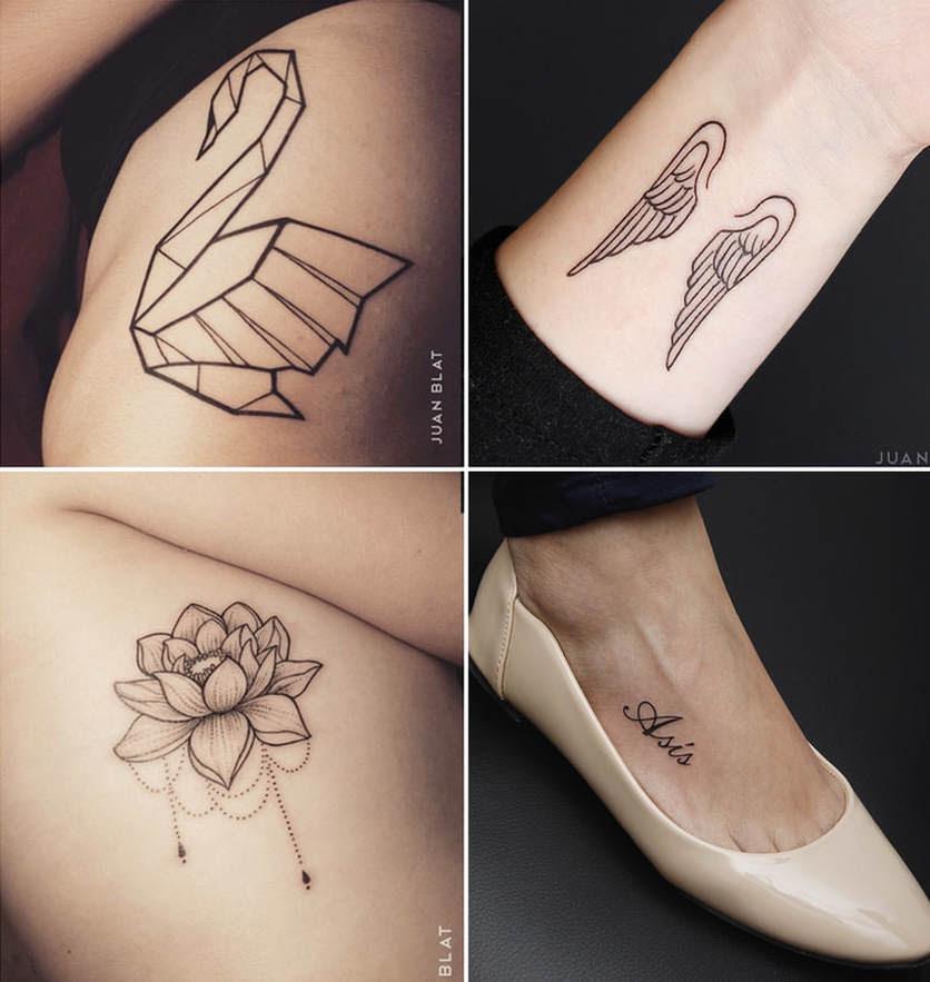 Juan Blat Tatuajes
