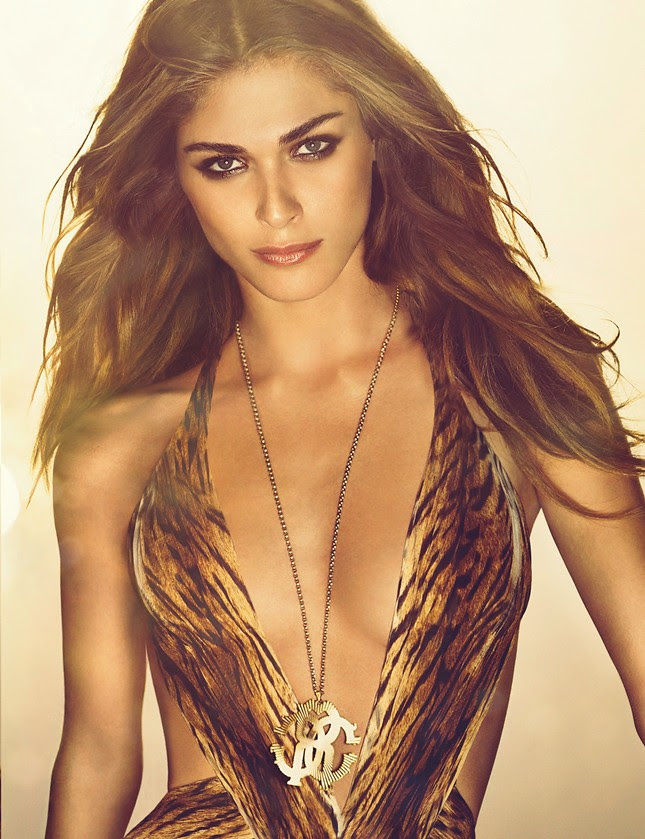Elisa Sednaoui face of the new Roberto Cavalli Fragrance