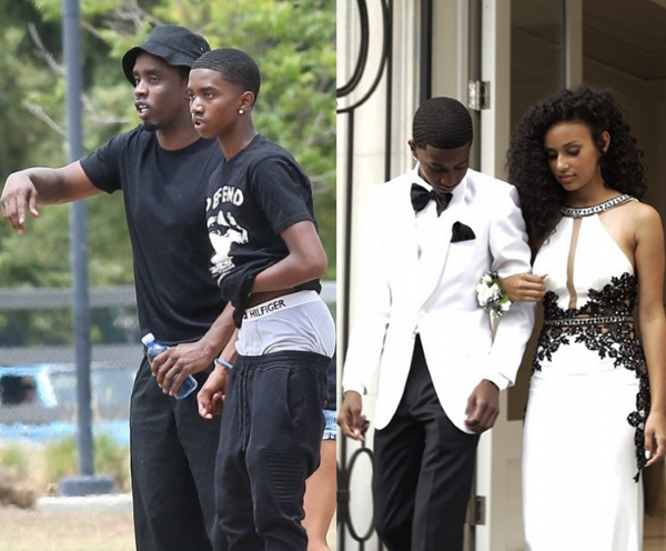 Believe It! : Christian Combs Heads To The Prom, Plays ...