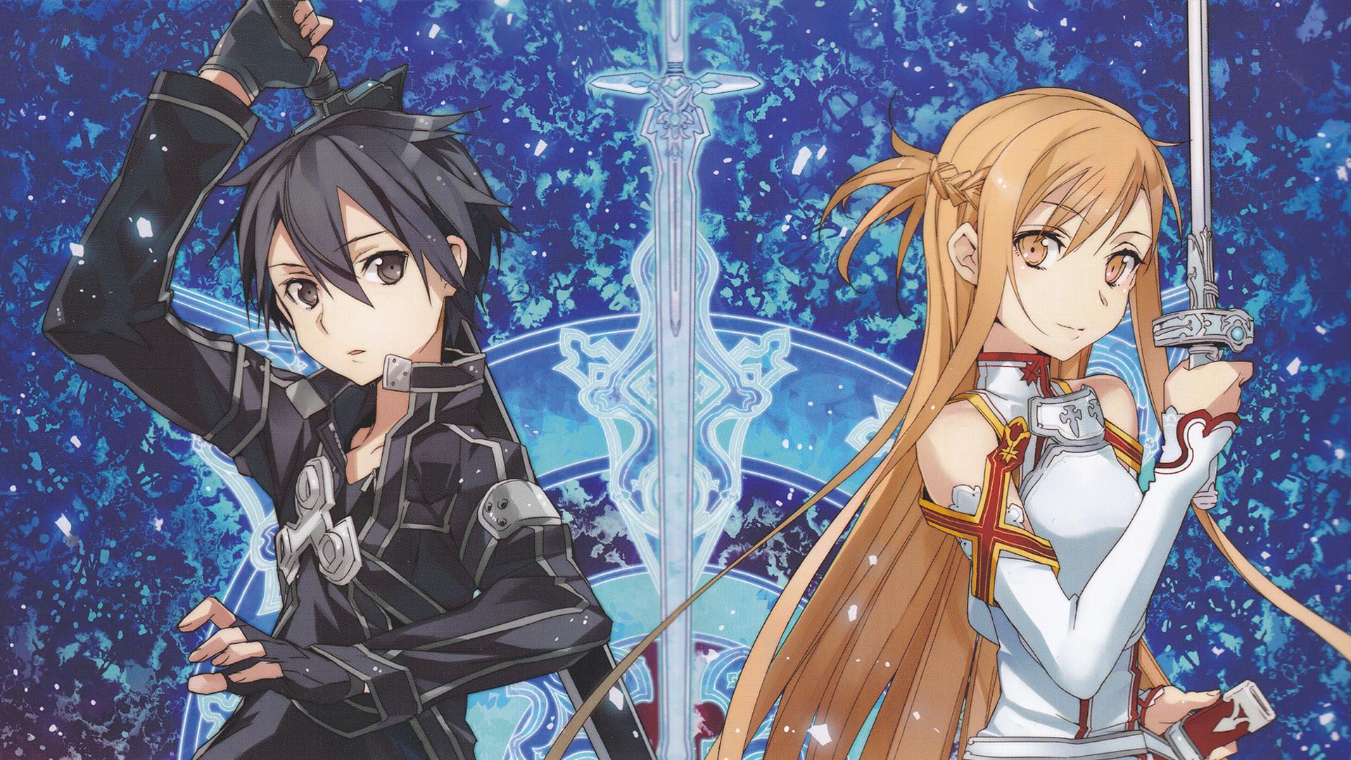 Sword Art Online Sword Art Online ファン 壁紙 34959027