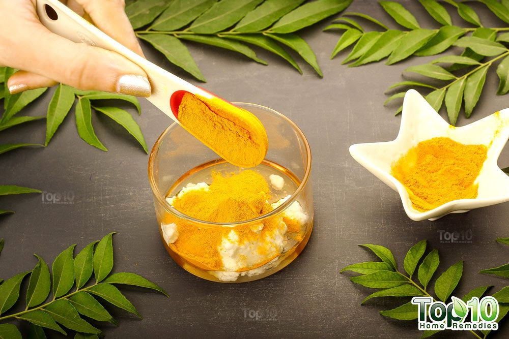 DIY Turmeric Face Mask to Treat Acne, Wrinkles, Scars and ...