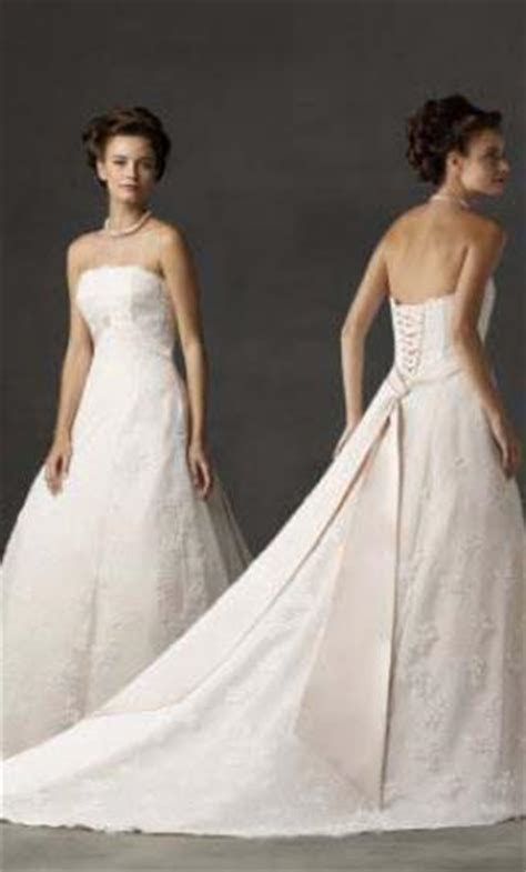 Forever Yours 47241, $300 Size: 14   Sample Wedding Dresses