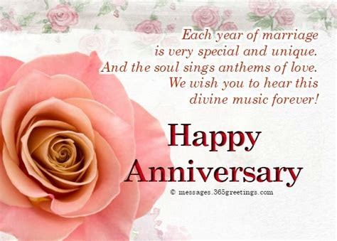 wedding anniversary messages for friends   365greetings.com