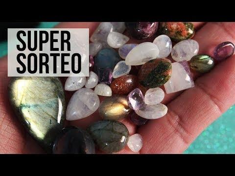 Mega Sorteo Internacional - Piedras Preciosas (Gemas) 3 Ganadores