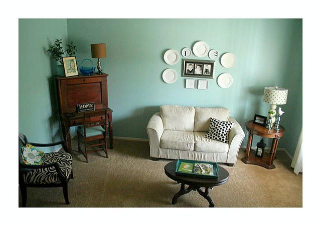heathers sitting room