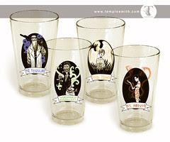 Wormwood Pint Glasses!