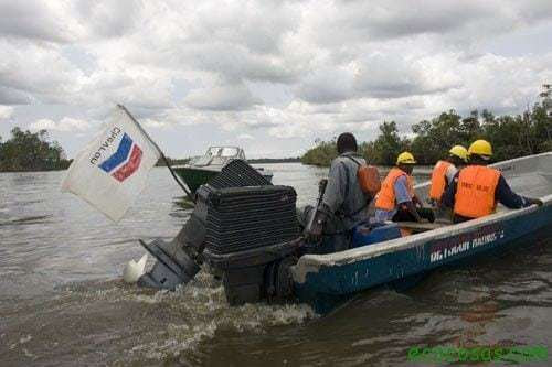 chevron nigeria Las 10 multinacionales mas peligrosas del mundo