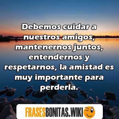 Frases De Amistad Bonitas Y Cortas De Amor Frasesbonitas Wiki