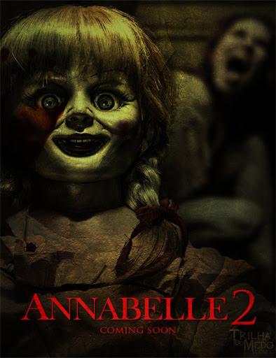 Poster de Annabelle 2