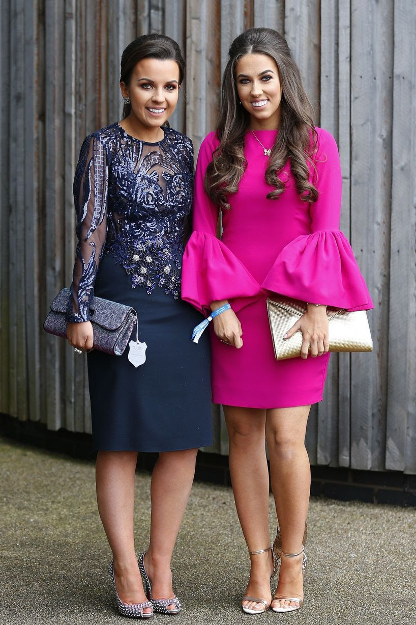 best dressed aintree ladies day 2017 female racegoers don