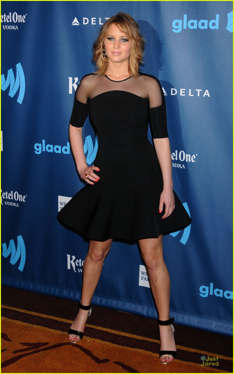 jennifer lawrence glaad media awards 09