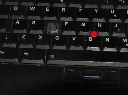 Oh dear, a missing key!