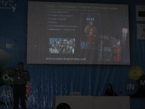 Marcos Pontes Astronauta Brasileño