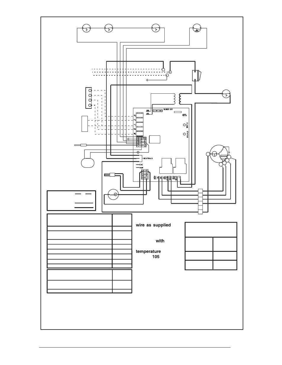 nordyne package unit wiring diagram