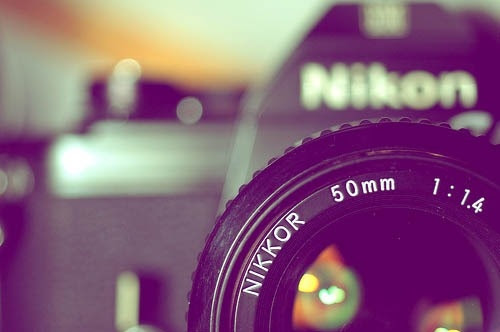 Resultado de imagen de tumblr camera reflex