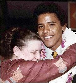 Obama's grandma, RIP