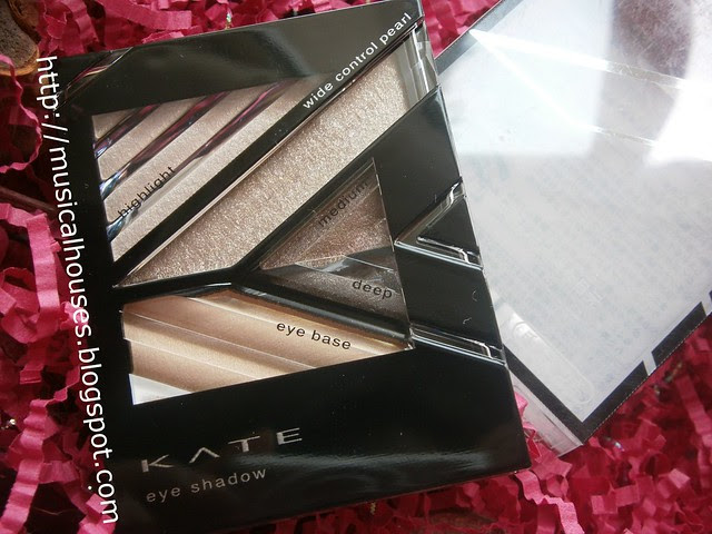 KATE eyeshadow Wide Edge Eyes in BR-3