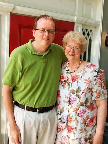 John and his mom