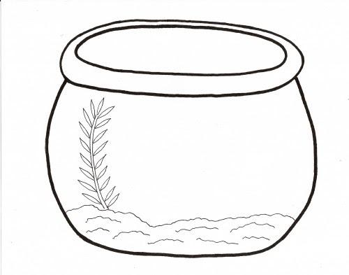 Fish Bowl Picture - Cliparts.co