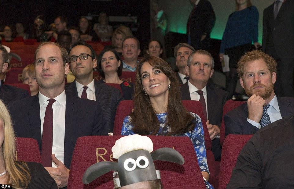 """BAFTA i premiera filmu ,,Spectre"""" w Londynie + więcej."""
