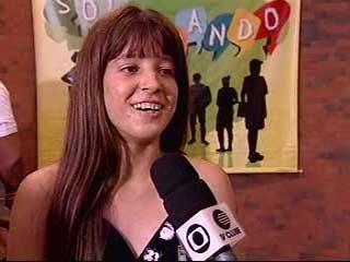 Tainara Alves, 17 anos, vice-campeã do 'Soletrando' em 2010 (Foto: Reprodução/TV Clube)