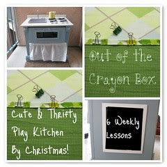 Build A Play Kitchen