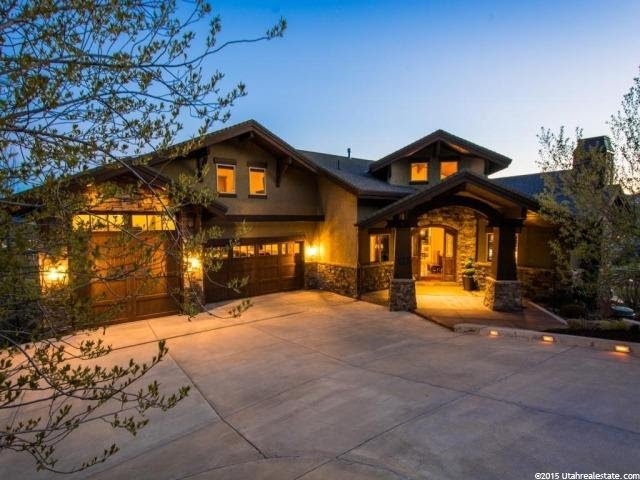 Park City home with a mother-in-law apartment 9230 N SAND TRAP, Park City, UT 84098 (MLS # 1299714)