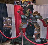 2012 Toronto Fan Fest - World Of Warcraft Mega Blocks