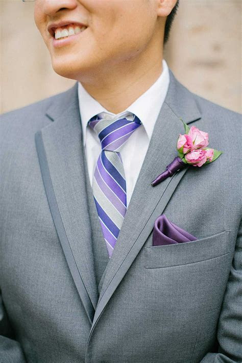 Purple Wedding at The Bell Tower on 34th in Houston, Texas