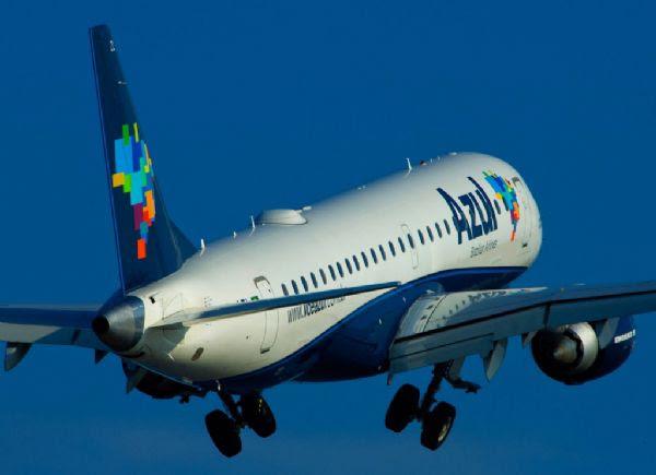 Azul suspende voo direto entre Rondonópolis e Campinas