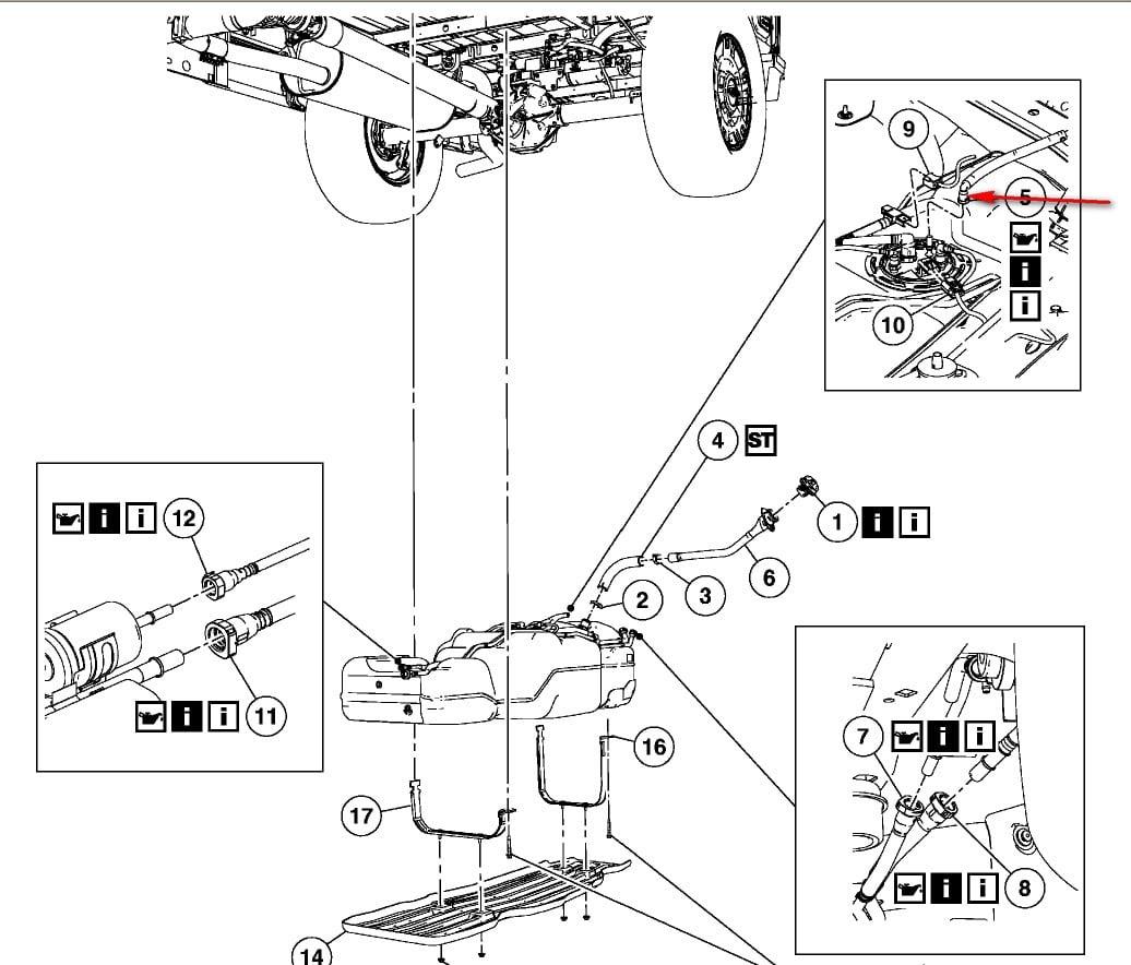 30 2004 Ford F150 Fuel Line Diagram