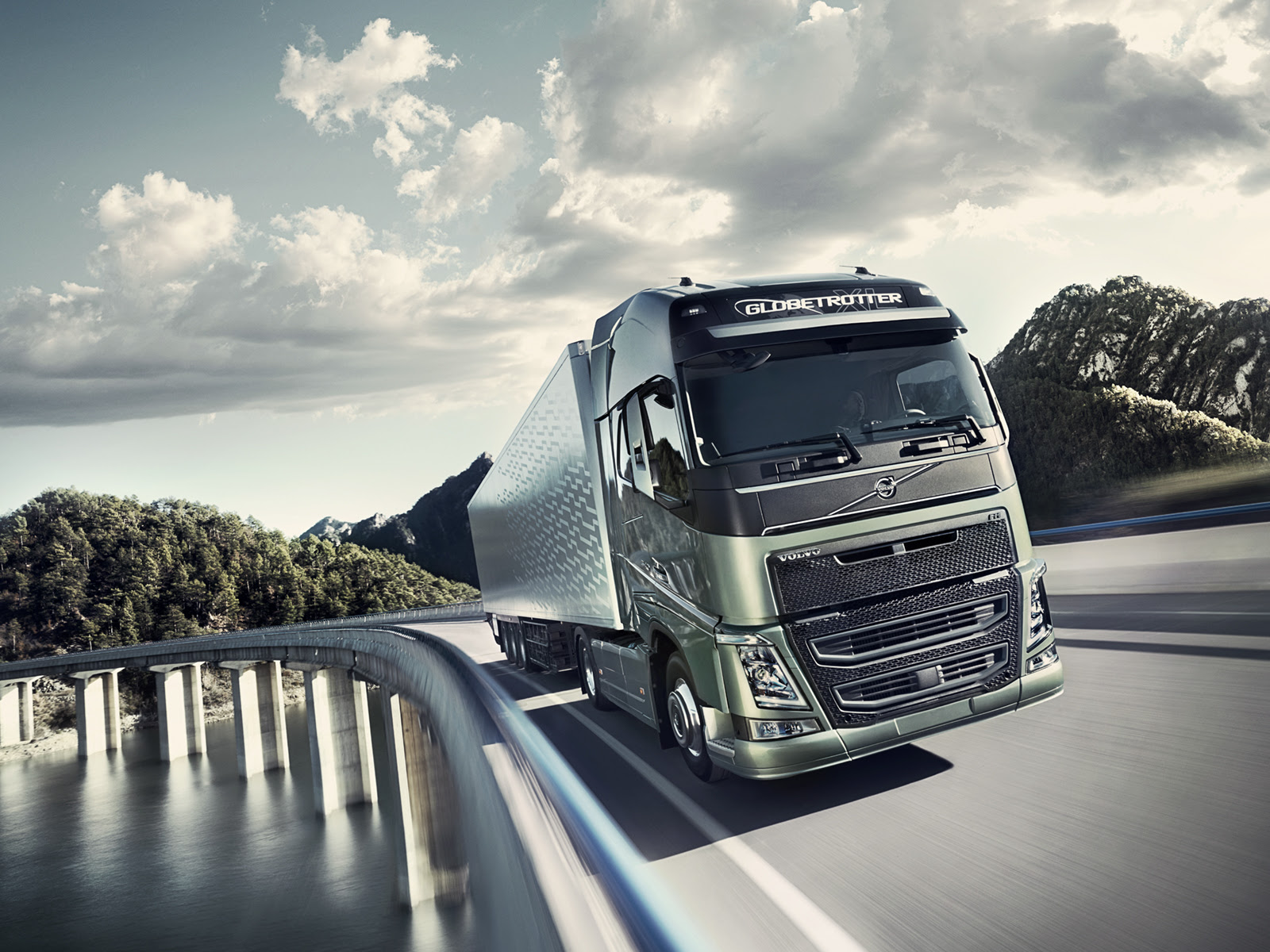 Volvo 2015 Truck Wallpaper Mobileu  WallpaperSafari
