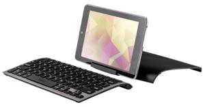 ZAGG teclado tablet universal e suporte de