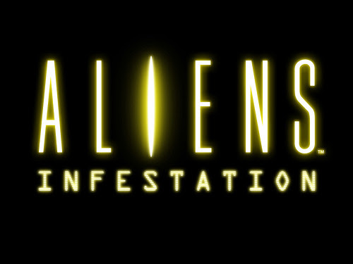 Aliens: Infestation Logo