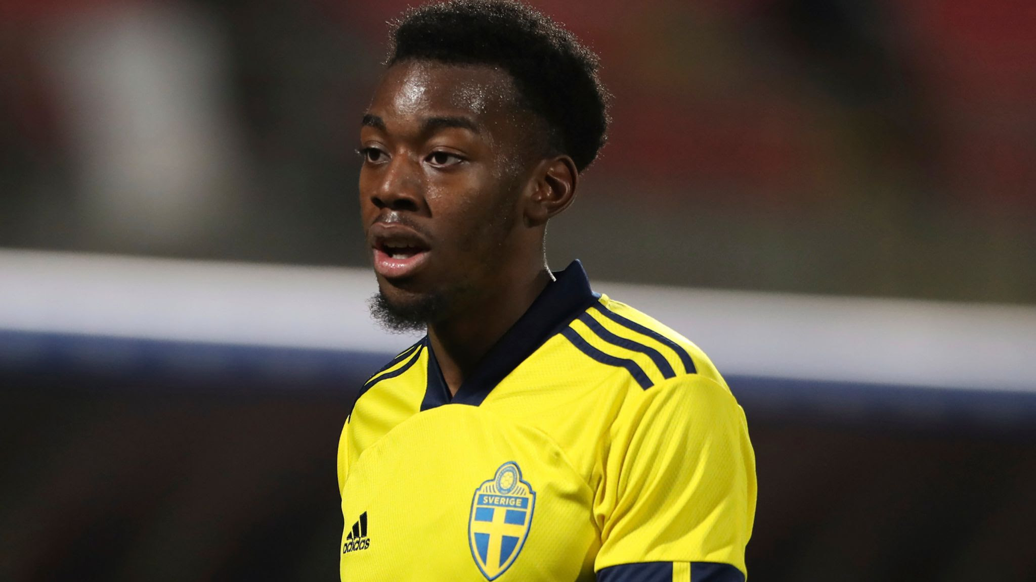 Anthony Elanga: UEFA investigating Man Utd forward's claim he was racially abused while playing for Sweden U21s in Italy