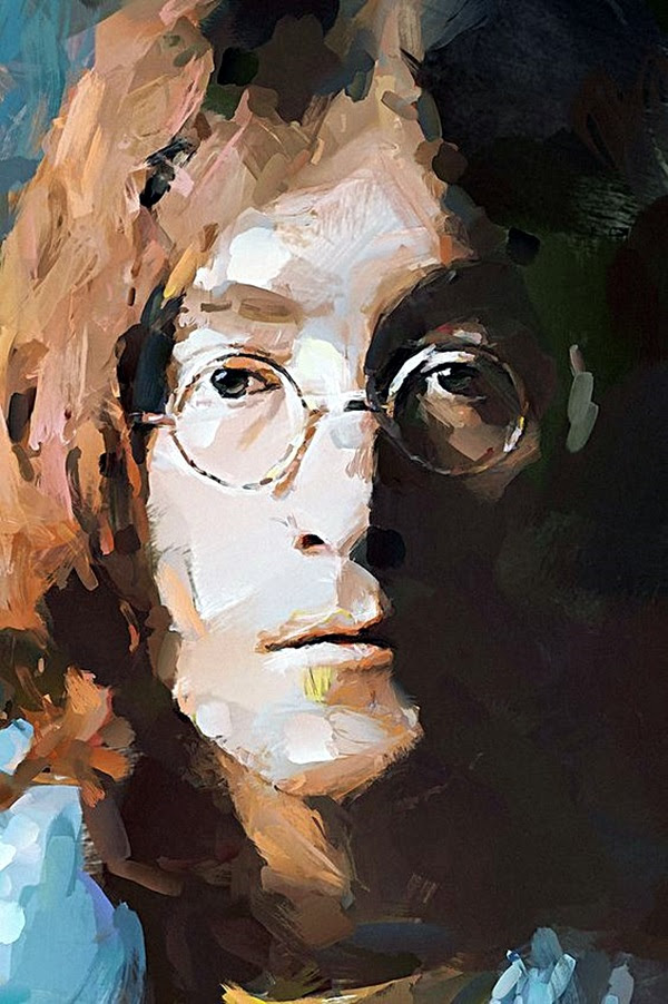 Lovely Beatles Artworks to Appreciate (29)