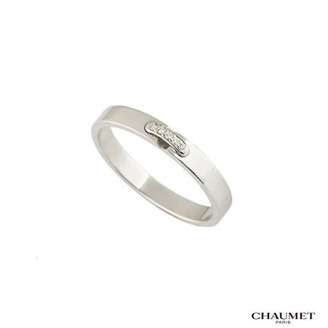 View Full Gallery of Fresh Chaumet Wedding Band