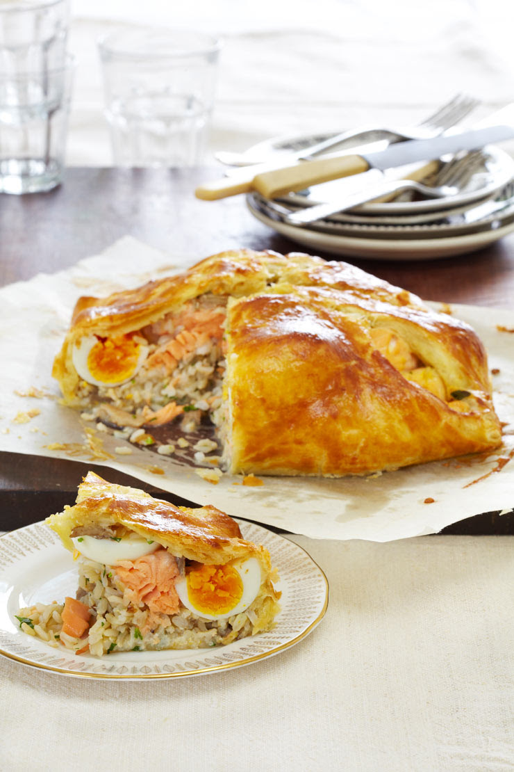 Puff pastry fish pie recipe | Life and style | The Guardian